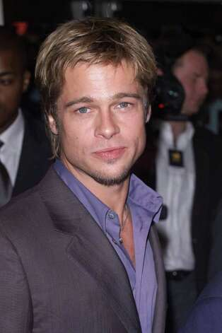2000: Brad Pitt Photo: Dave Hogan, Getty Images / 2000 Getty Images