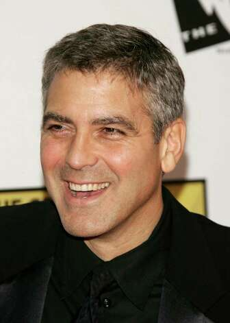 2006: George Clooney Photo: Frazer Harrison, Getty Images / 2006 Getty Images