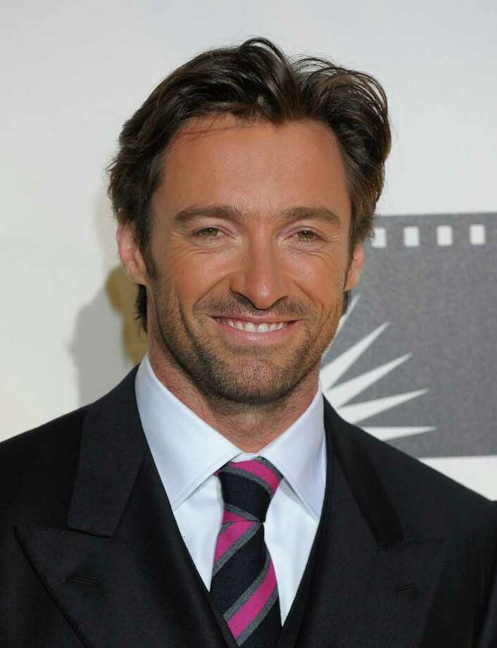 2008: Hugh Jackman Photo: Charley Gallay, Getty Images / 2008 Getty Images