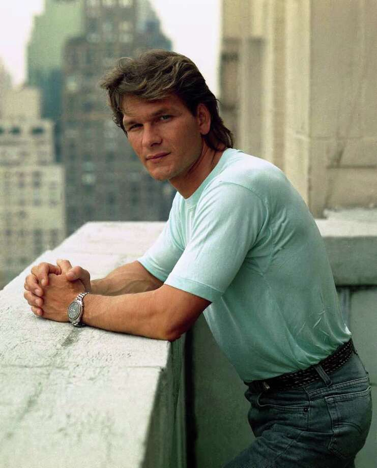 1991: Patrick Swayze Photo: Wyatt Counts, ASSOCIATED PRESS / AP1990