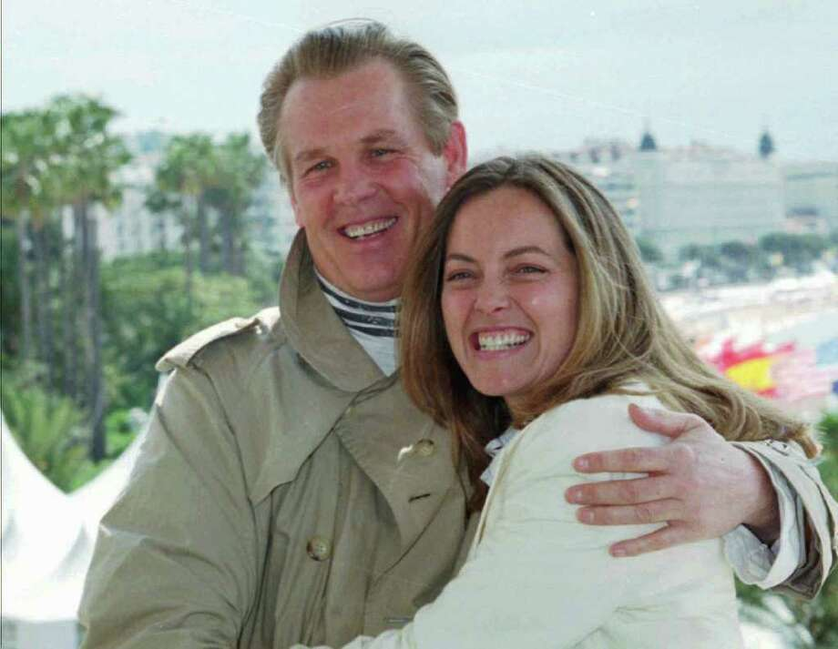 1992: Nick Nolte (pictured here with Greta Scacchi) Photo: REMY DE LA MAUVINIERE, ASSOCIATED PRESS / AP1995
