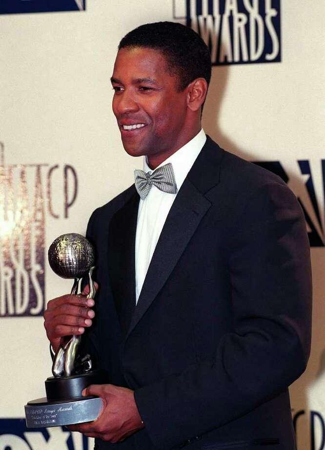 1996: Denzel Washington Photo: MARK J TERRILL, ASSOCIATED PRESS / AP1997