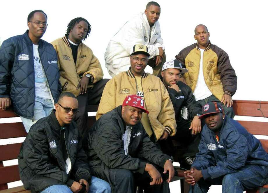 Rebirth Brass Band:New Orleans institution, founded in 1983 by tuba player Philip Frazier, his brother Keith Frazier and trumpeter Kermit Ruffins. Friday, Feb. 14 at 8 p.m. at Warehouse Live, 813 St. Emanuel; 713-225-5483. warehouselive.com -Joey Guerra / handout