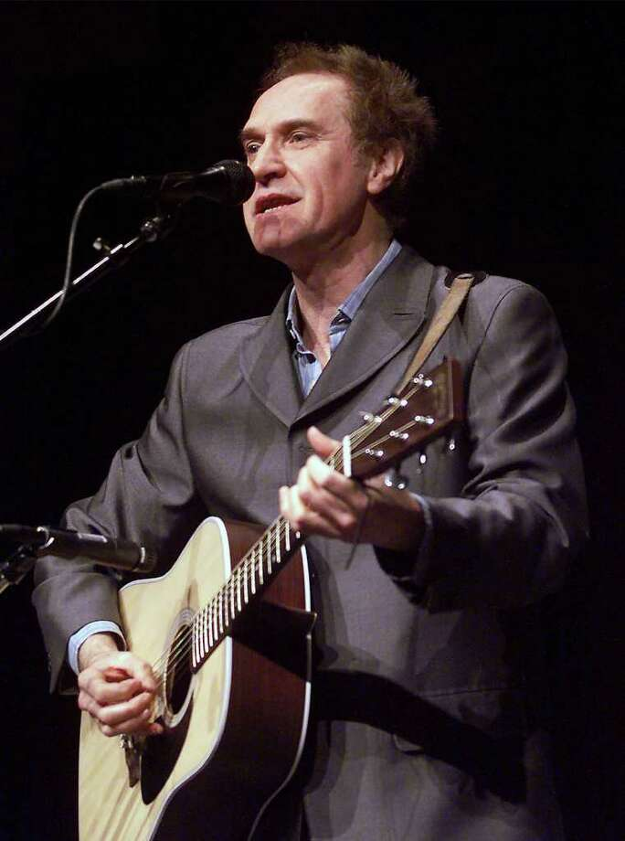 Ray Davies, best known for his work with the British group The Kinks, plays during the South by Southwest music festival in Austin, Texas, in this March 15, 2001,AP Photo/Deborah Cannon) Photo: DEBORAH CANNON / AP