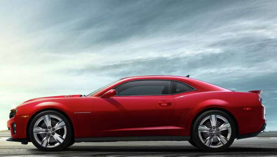 The four-passenger 2012 Camaro ZL1 coupe goes on sale in March, and a convertible version for 2013 will follow in the summer. COURTESY OF GENERAL MOTORS CO. Photo: General Motors Co., COURTESY OF GENERAL MOTORS CO.