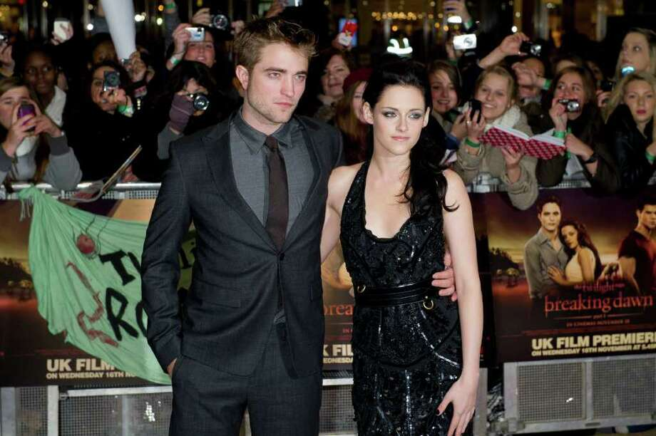Best: Kristen Stewart (and possibly Robert Pattinson) Photo: Jonathan Short, Associated Press / AP