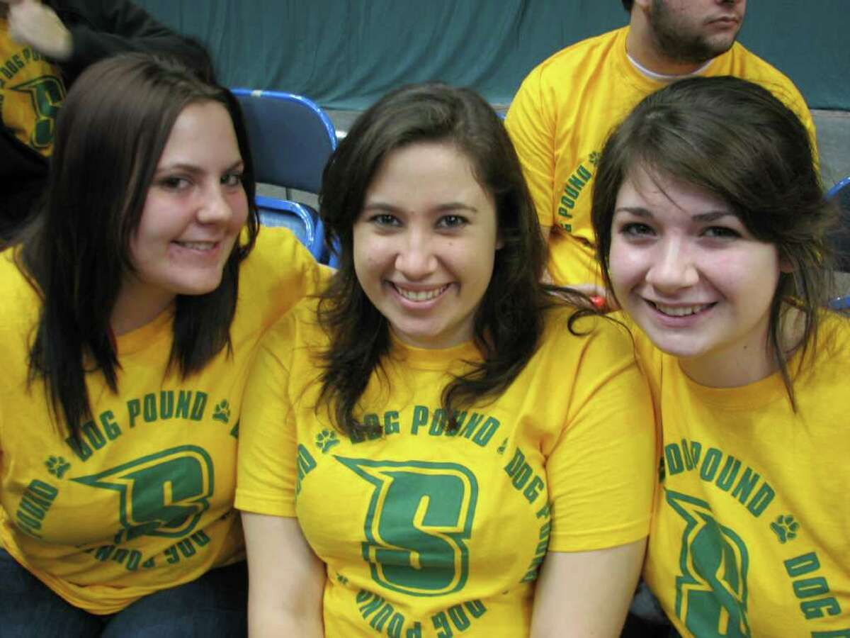 Were you Seen at the Siena men's basketball home opener at the Times Union Center on November 16, 2011?