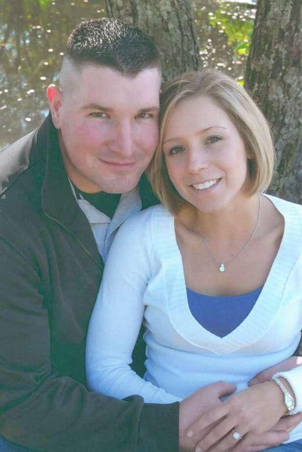Andrew Katkocin; Rebecca Cipolla Photo: Contributed Photo