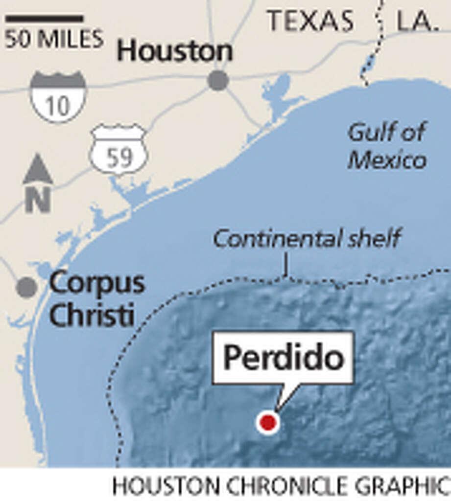 9,627 feet: Gulf well sets deep-water record - San Antonio Express-News