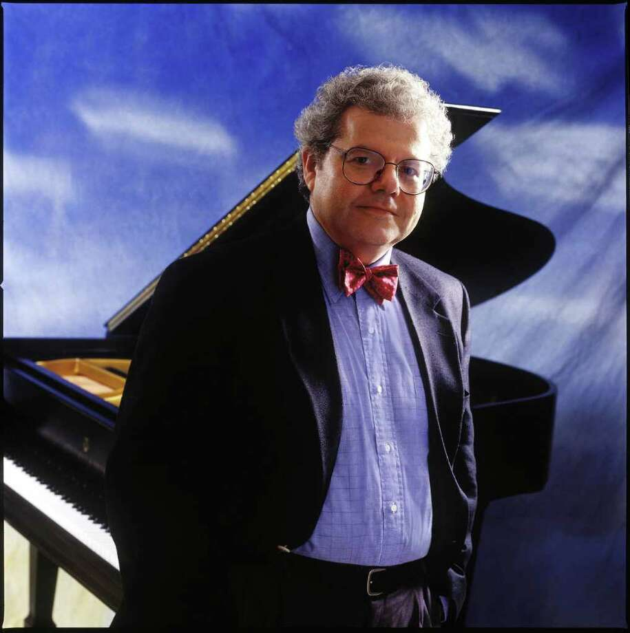 Houston Symphony ON THE PIANO: Emanuel Ax is set to perform with the Houston Symphony. Photo: Henry Fair / DirectToArchive