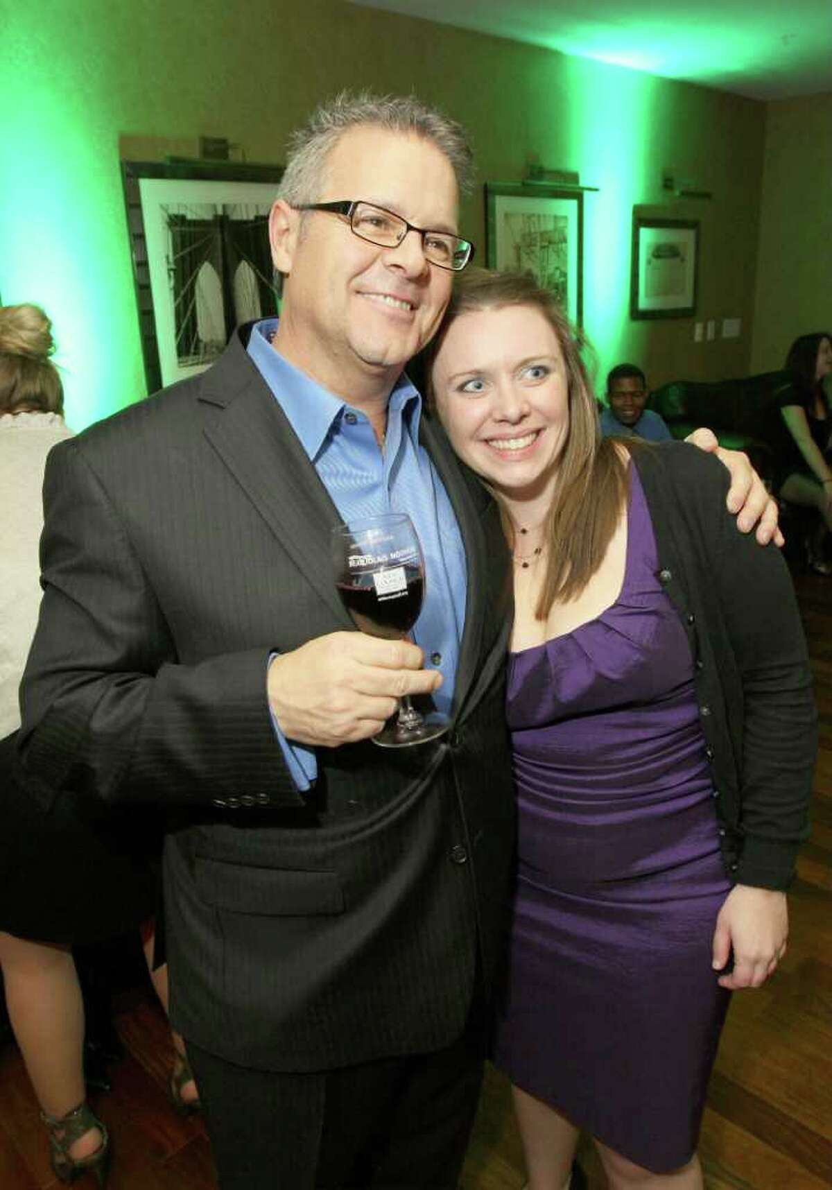 Were you seen at The 17th Annual Georges Duboeuf Beaujolais Nouveau Wine Celebration on Thursday, November 17, at the Hilton Garden Inn in Troy? The event helped raise money for the AIDS Council of Northeastern New York.