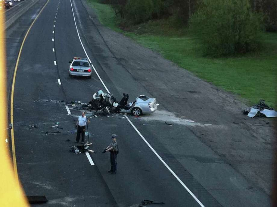 Driver Charged In Fatal Wrong Way Crash Connecticut Post