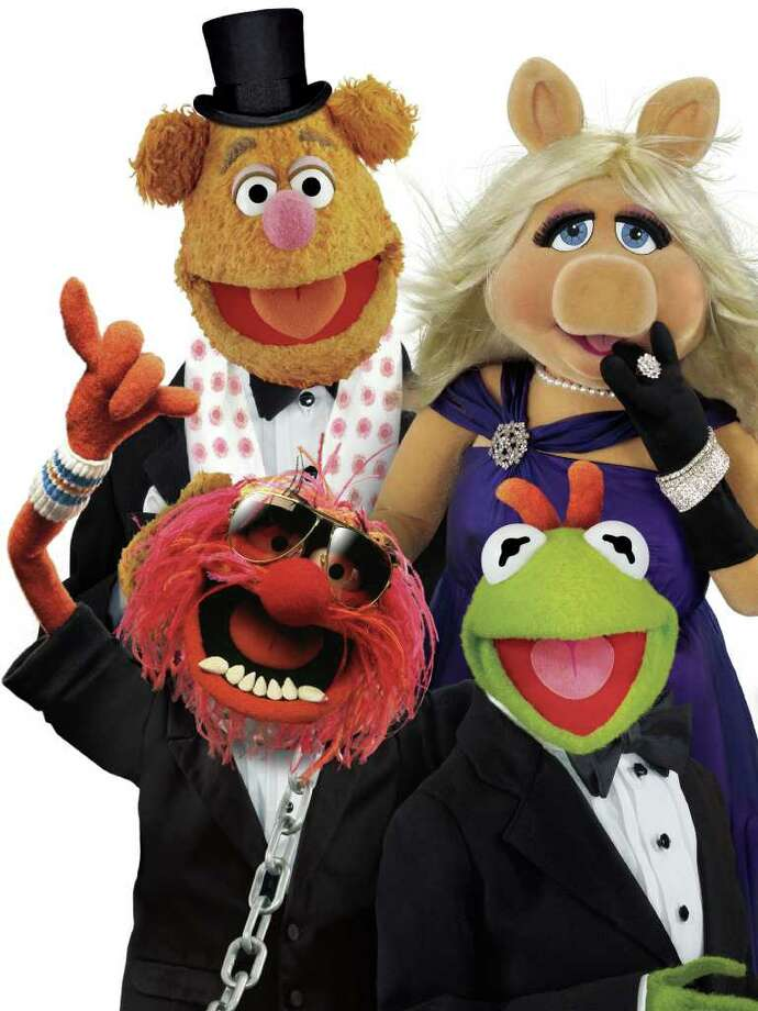 """""""THE MUPPETS"""".. 2011 Disney"""