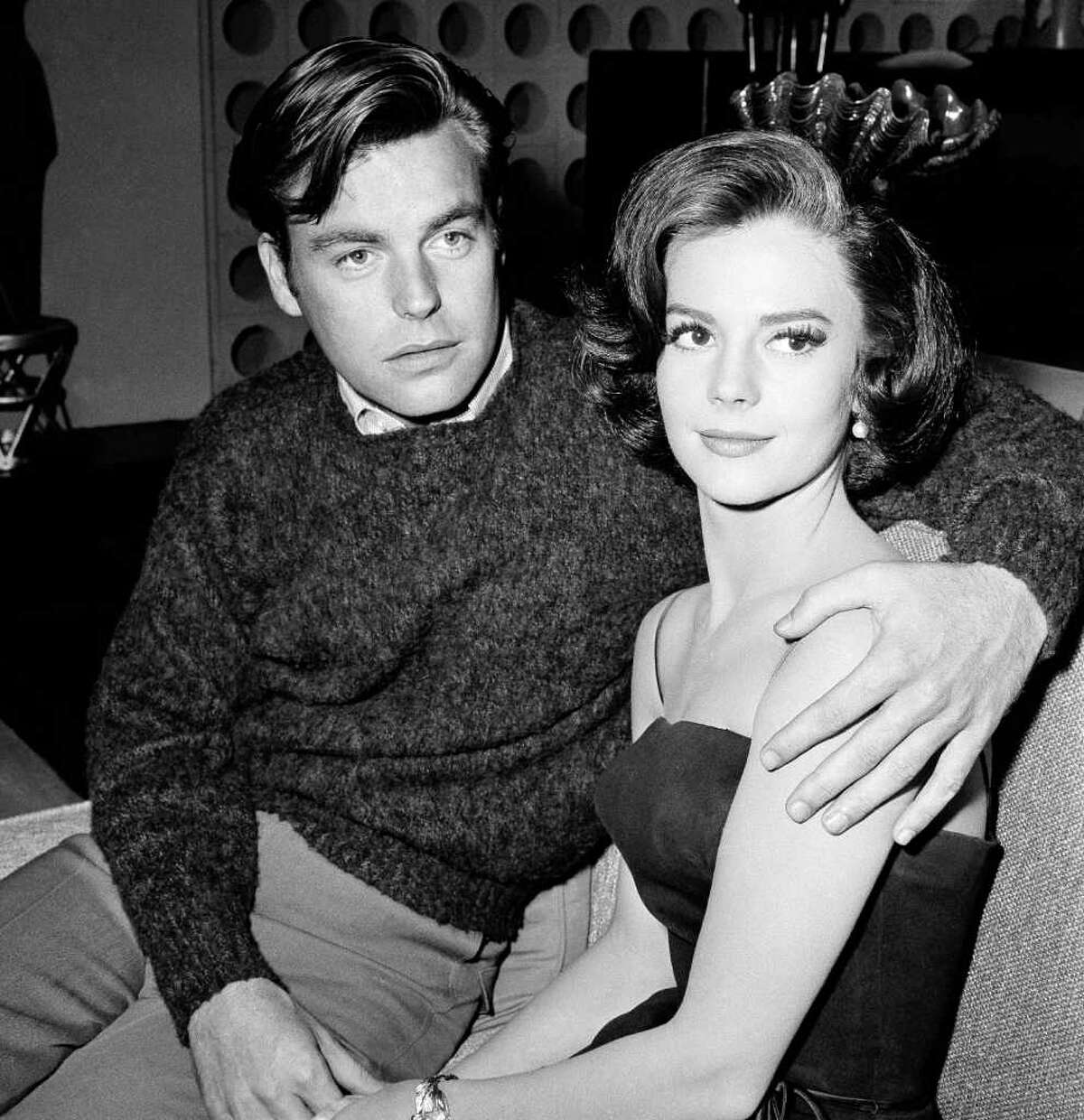 Natalie Wood and her husband Robert Wagner in Los Angeles on Nov. 25, 1959. Dennis Davern, captain of the yacht Splendour, which Wood was aboard at the time of her death, said on national TV Friday, Nov. 18, 2011 that he lied to investigators about Natalie Wood's mysterious death 30 years ago and blames the actress' husband at the time, Wagner, for her drowning in the ocean off Southern California.