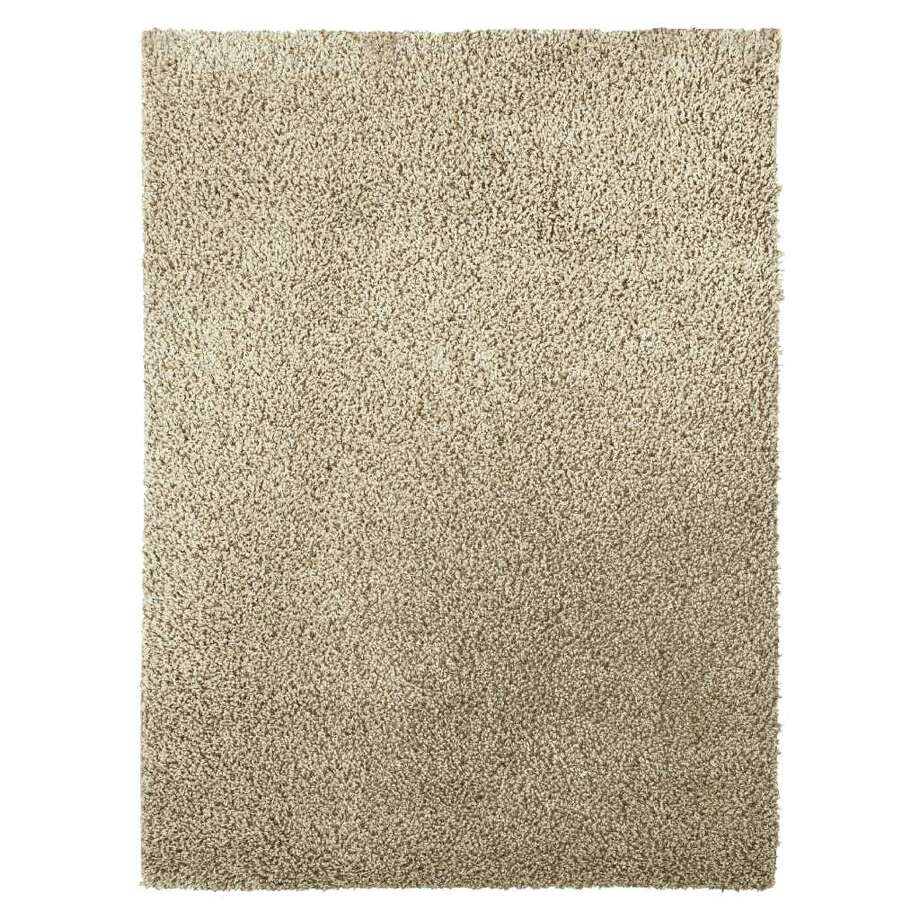 If you have a cold or bare floor, your guests aren t stepping onto something soft or cozy,  said Vern Yip.  It doesn t have to be a big rug, it can be a little mat or a nice linen step off pad. Target Home Tweed Shag Rug, $14.99, available at Target. Photo: Target