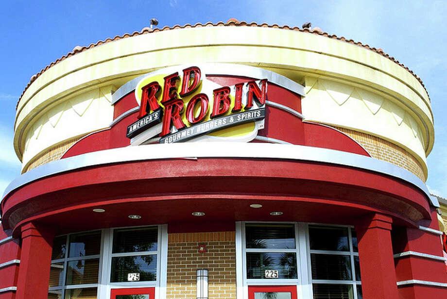 Red Robin restaurant. Photo: Bob B. Brown, Flickr.com