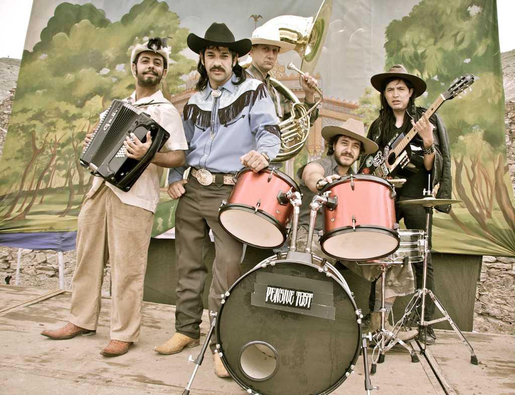 Los H U00e9roes Del Norte  Un Grupo Musical De Comedia