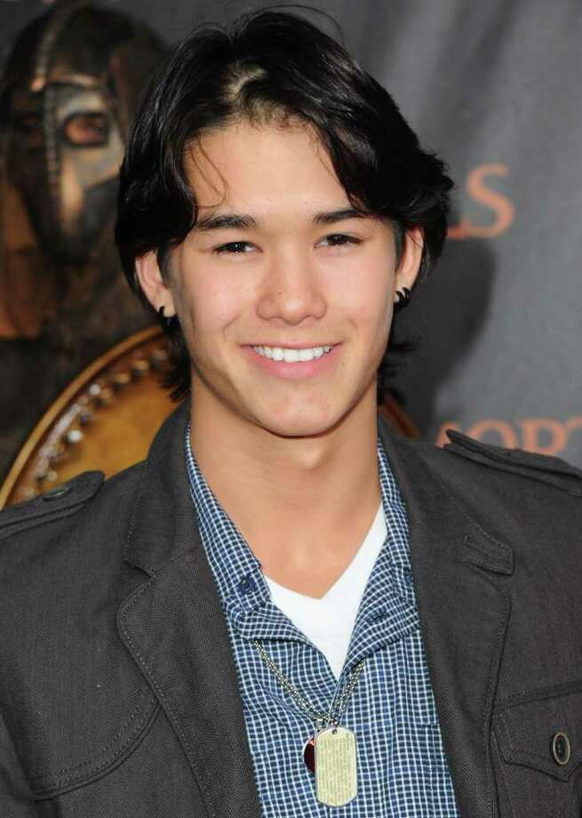 GETTY IMAGES HOWLING: Actor Booboo Stewart stars as Seth Clearwater in the Twilight Saga films. Photo: Alberto E. Rodriguez / 2011 Getty Images