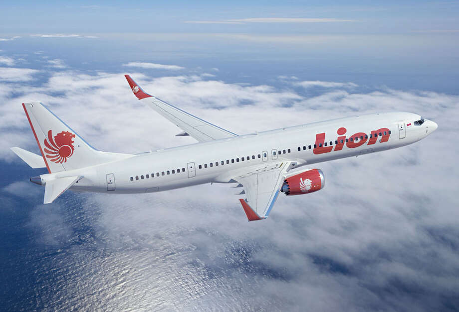 A depiction of a future Lion Air Boeing 737 MAX. / Copyright © 2011 Boeing. All Rights Reserved.