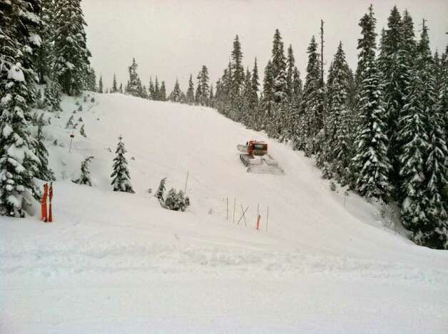 10. Mount Baker Ski Area, Wash. Score: 158, 69 percent. Grade: B. Photo: Courtesy Photo / Mount Baker Ski Area