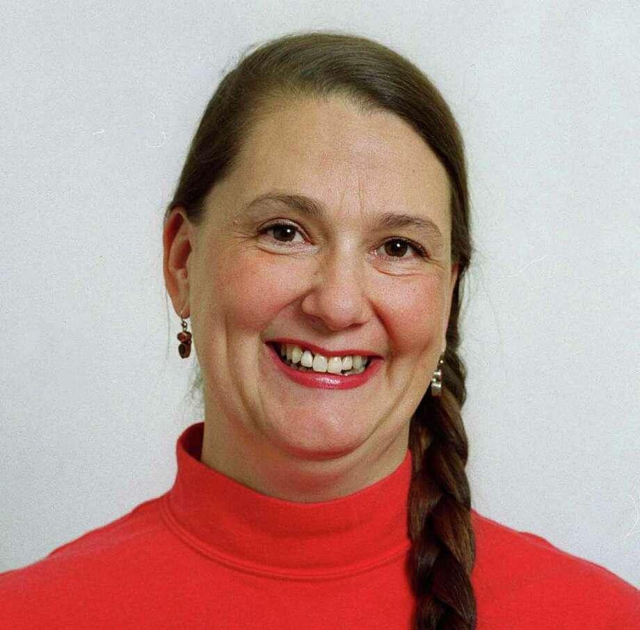 Polly Castor - Forum on Faith. Photo: Michael Duffy, ST