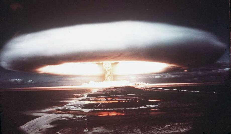 Around the world countries continue to develop and test weapons of mass destruction. What would happen if the U.S. was hit by one? Alex Wellerstein, a nuclear historian, created a tool that shows the impact and aftermath a nuclear device would have anywhere in the world. Keep clicking to see the potential impact on cities in the U.S.Source: NukeMap Photo: -, AFP/Getty Images / 2009 AFP