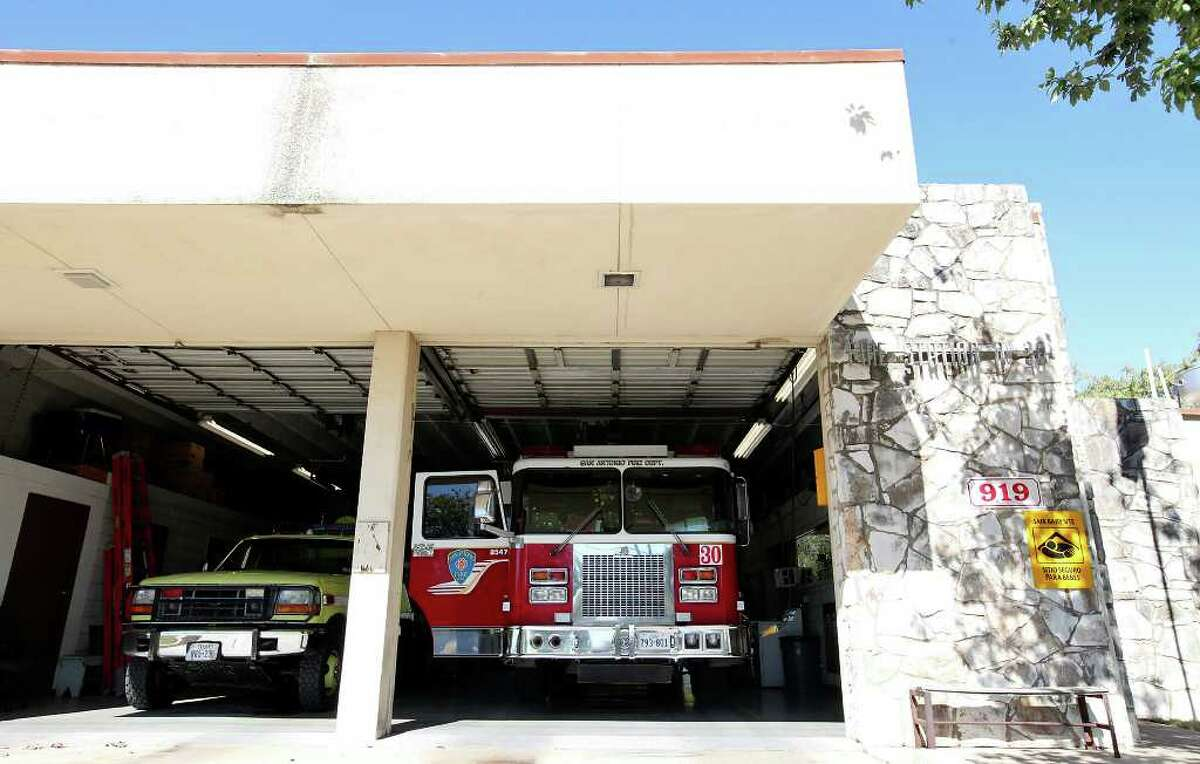 City staff has recommended replacing three outdated fire stations, where the larger, more modern fire engines won't fit in the garages.