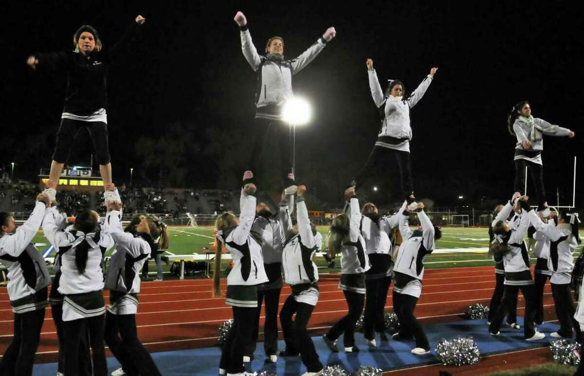 Shenendehowais warning donors that an effort to solicit donations for the district's cheerleading squad is not sanctioned by the district and a potential scam. The SaratogaCounty Sheriff's Office has been informed of the situation, the district says.(John Carl D'Annibale / Times Union)