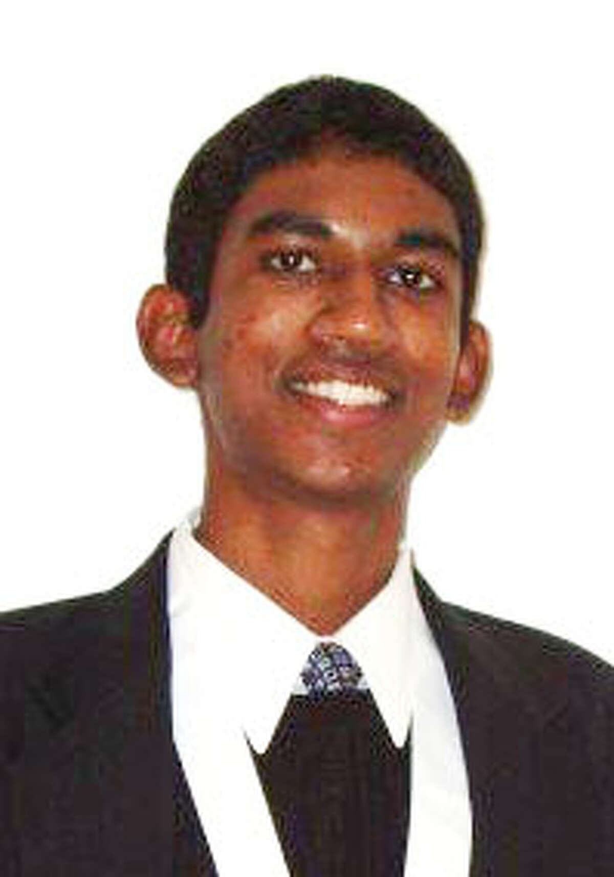 Anand Habib is among the 32 Americans selected