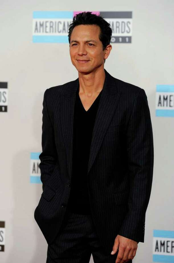 10. BenjaminActor Benjamin Bratt Photo: Chris Pizzello / AP