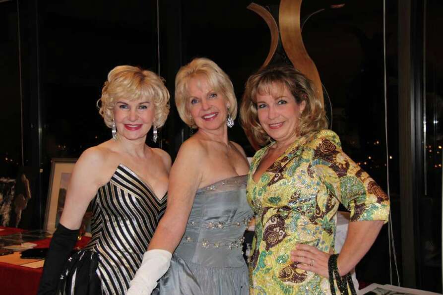Were you Seen at the Une Soirée de Monte Carlo benefit for the Albany Center Gallery on Saturday, N