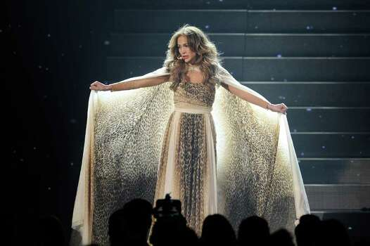 LOS ANGELES, CA - NOVEMBER 20: Singer Jennifer Lopez performs onstage at the 2011 American Music Awards held at Nokia Theatre L.A. LIVE on November 20, 2011 in Los Angeles, California. Photo: Kevork Djansezian, Getty Images / 2011 Getty Images