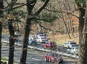 One dead in Merritt crash - Fairfield Citizen