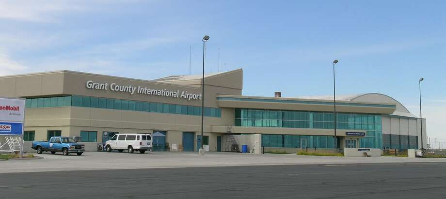 Grant County International Airport, in Moses Lake, Wash. Photo: Washington State Department Of Commerce