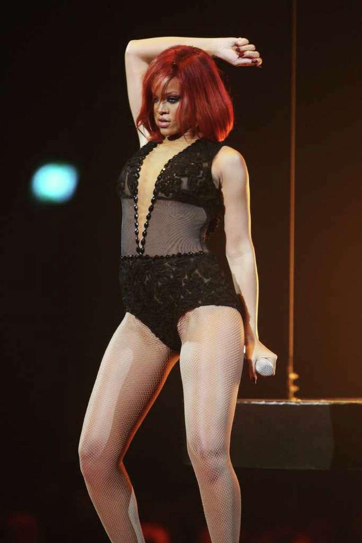 Rihanna is 24.