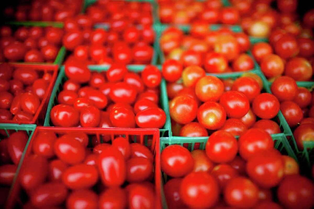Farmers markets are the perfect place to buy delicious and fresh produce. They will take less time to spoil and (hopefully) cost less than supermarket prices.