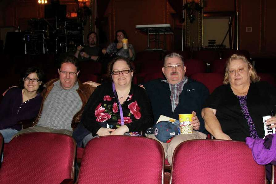 Were you Seen at the Star Trek Classic Movie Night on Monday, November 21, at the Palace Theatre in