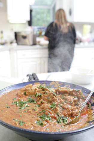 Chef Shahila Abbasi's Loudonville home is a welcoming place for friends and family, all of whom she loves to cook for. Read the story here, and get the recipes here Photos by Suzanne Kawola/Life@Home.