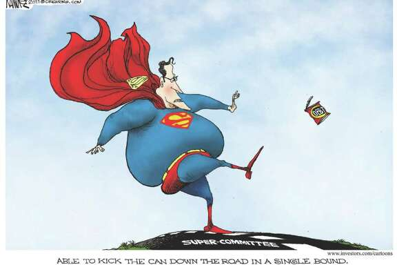 Editorial cartoon by Michael Ramirez of Investor's Business Daily.