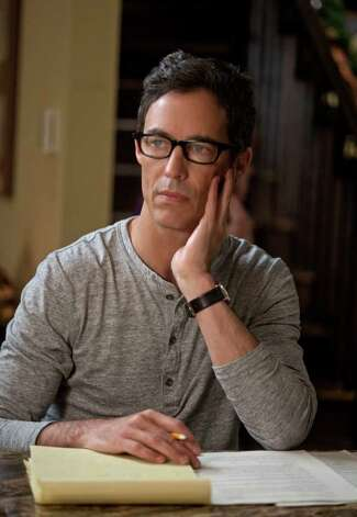 "Tom Cavanagh, best known for his title role on NBC's ""Ed,"" says he welcomed the chance to create his own holiday classic. Photo: Chris Helcermanas-Benge, Hallmark Channel / ©2011 Crown Media United States"