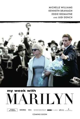 Michelle Williams and Eddie Redmayne star in My Week With Marilyn. Photo: The Weinstein Company