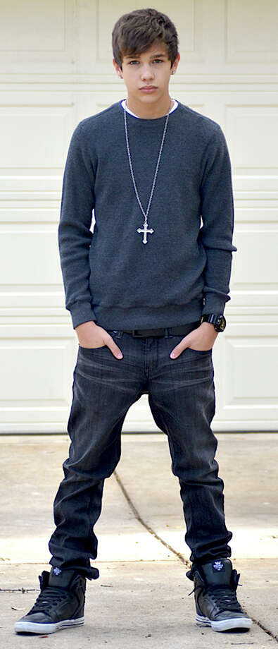Austin Mahone. COURTESY PHOTO Photo: COURTESY PHOTO
