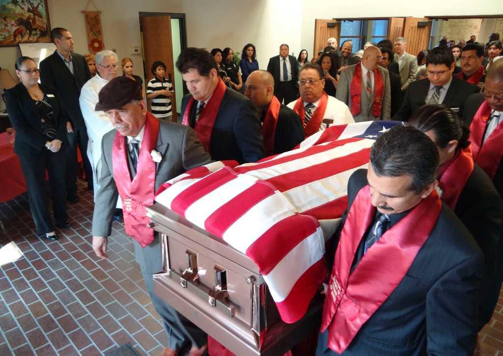 Souza Remembered As Friend Father Figure San Antonio