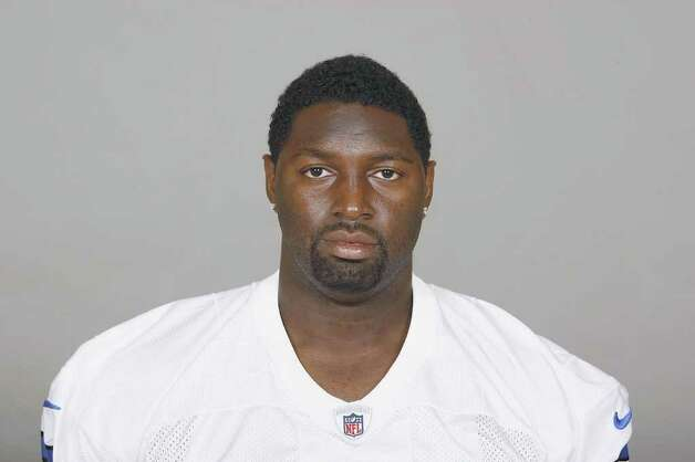 IRVING, TX - 2009:  Jay Ratliff of the Dallas Cowboys poses for his 2009 NFL headshot at photo day in Irving, Texas. Photo: NFL Photos, NFL / 2009 NFL Photos