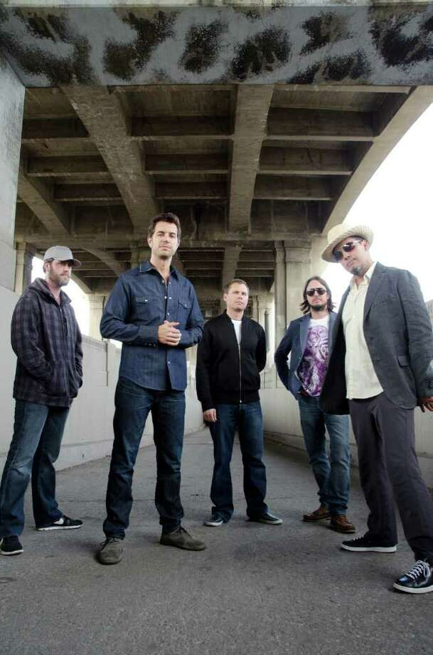 Introducing the excitable crew: 311 performs at Mohegan Sun Arena on Saturday, Dec. 3 at 8 p.m. Photo: Contributed Photo