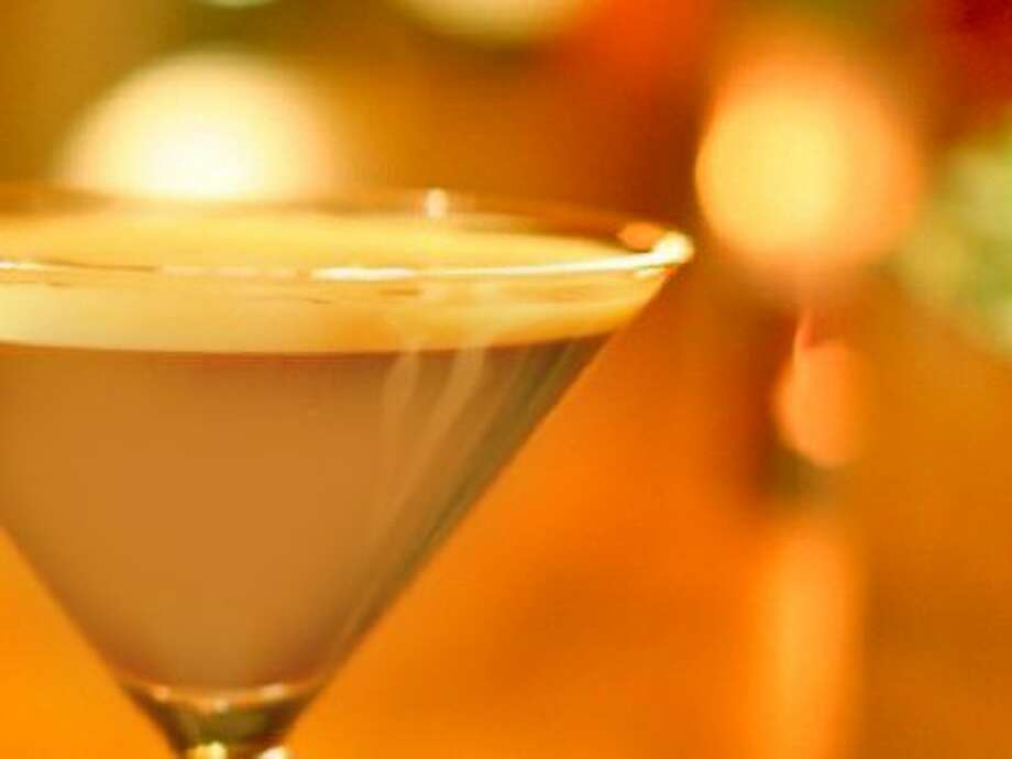 Siberian EspressoThis will definitely get your party going. If not from the caffeine then definitely from the alcohol. It's an easy recipe that contains enough liquor to keep you warm even though it's served chilled. Photo: Global Communication Works