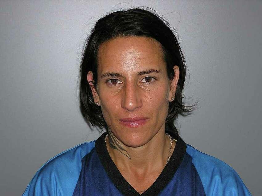 Former mountain biking world champion Melissa