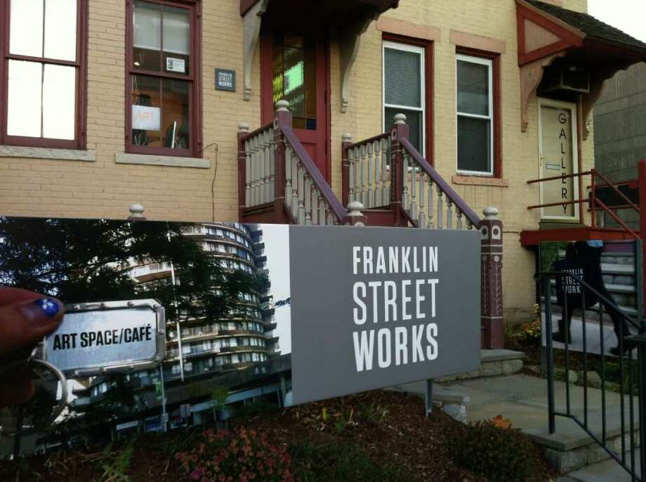 Franklin street works seeks to cultivate creativity for Craft fairs in ct december