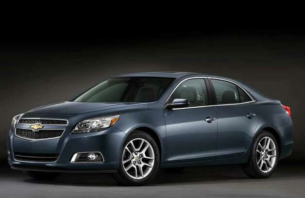 The 2013 Chevrolet Malibu Eco model goes on sale in early 2012 with a base price of $25,995 (including freight). This version has a mild hybrid system GM calls eAssist. COURTESY OF GENERAL MOTORS CO. Photo: General Motors Co., COURTESY OF GENERAL MOTORS CO. / Chevrolet