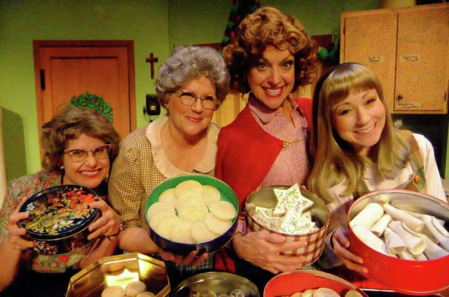 "The Church Basement Ladies will perform ""Away in the Basement: A Church Basement Ladies Christmas"" Friday, Dec. 16, at the Quick Center. Photo: Contributed Photo"